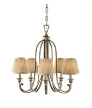 Murray Feiss F2642-5 Abbey 26 Inch Chandelier