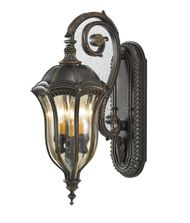 Murray Feiss OL6002 Baton Rouge 3 Light Outdoor Wall Light