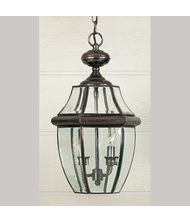 Quoizel NY1178 Newbury 2 Light Outdoor Hanging Lantern