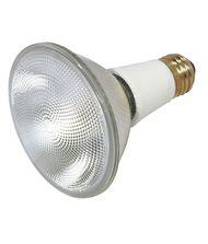 Satco S4931 50 Watt 120 Volt PAR30 PAR30 Long Neck Clear Halogen Bulb