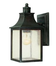 Savoy House 5-254 Monte Grande 1 Light Outdoor Wall Light