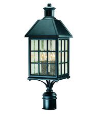Savoy House KP-5-104 Abbey 4 Light Outdoor Post Lamp