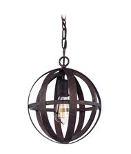 Troy Lighting F2511 Flatiron 10 Inch Mini Pendant
