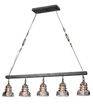 Troy Lighting F3138 Menlo Park 45 Inch Island Light