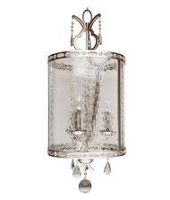 Vanilla Ice Lighting 1201FL3 Vanilla Rain 15 Inch Foyer Pendant